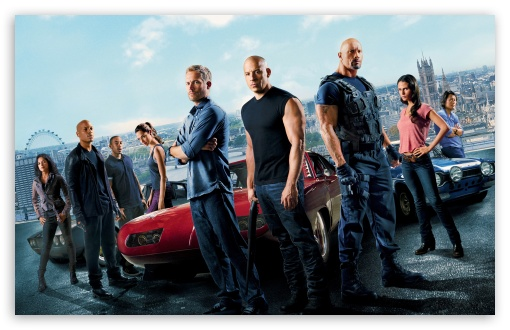 Download Fast and Furious 6 Movie 2013 UltraHD Wallpaper