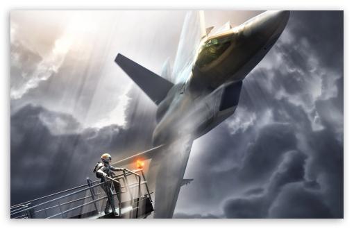 Download Ace Combat 7 Skies Unknown UltraHD Wallpaper