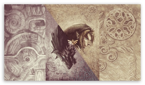 Download The Legend of Zelda Twilight Princess UltraHD Wallpaper