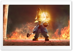 Final Fantasy IX Art