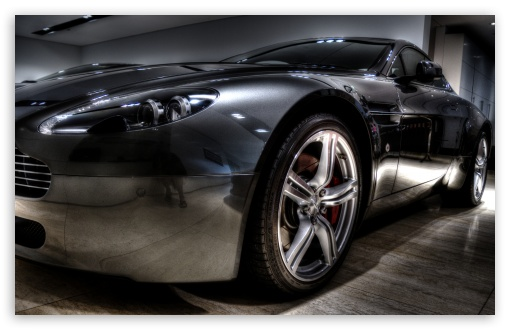 Download Aston Martin Luxury Car UltraHD Wallpaper
