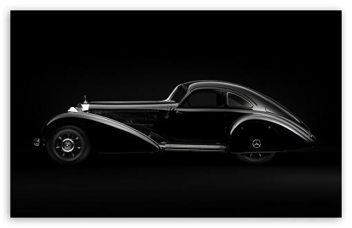 Download Mercedes Benz 540K UltraHD Wallpaper