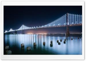 San Francisco Bay Bridge...
