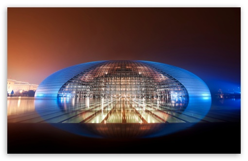 Download National Centre For The Performing Arts... UltraHD Wallpaper