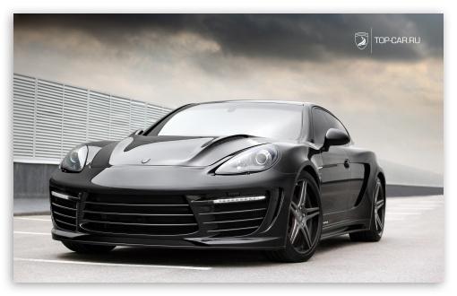 Download Porsche Panamera Stingray GTR UltraHD Wallpaper