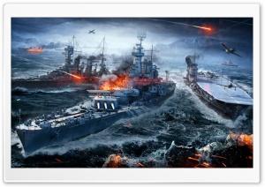 World Of Warships Naval Sea...