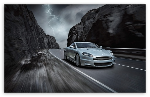 Download Aston Martin DBS UltraHD Wallpaper