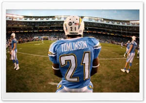 San Diego Chargers...