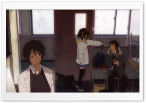 The Melancholy Of Haruhi...