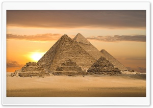 Egyptian Pyramids - Cairo,...