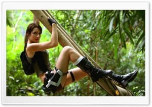 Tomb Raider 2013 Lara Croft -...