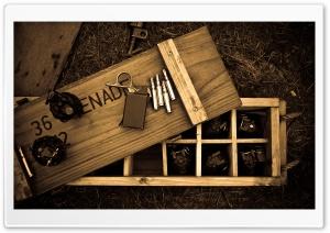 Grenades Box