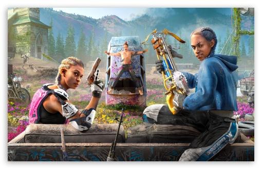 Download Far Cry New Dawn UltraHD Wallpaper