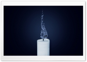 Water Candle