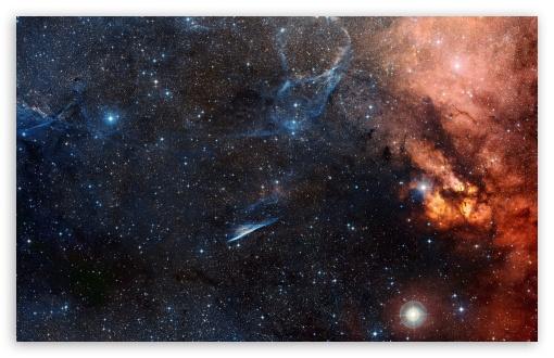 Download Space Stars UltraHD Wallpaper