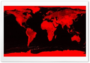 Red And Black Map