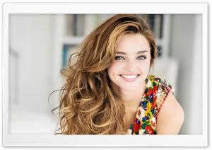 Miranda Kerr Smile