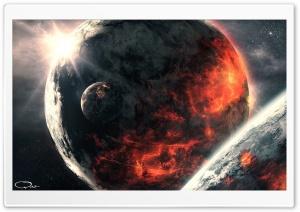 Collision Planets