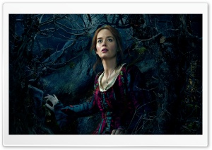 Into the Woods Emily Blunt as...