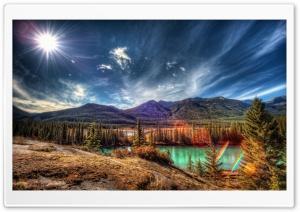 Banff National Park, Alberta,...