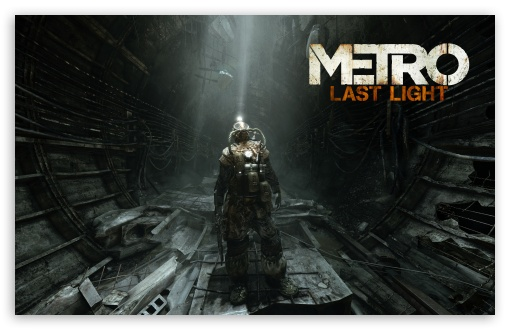 Download Metro Last Light UltraHD Wallpaper