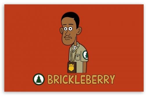 Download Brickleberry Denzel UltraHD Wallpaper