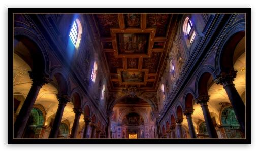 Download St Bartholomew Church UltraHD Wallpaper