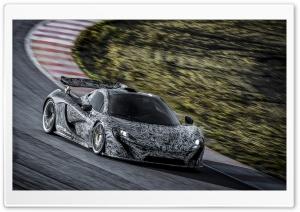 McLaren P1 Car