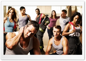 Chicago Fire TV series Cast