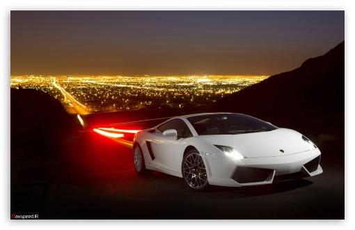 Download Lamborghini LP570 UltraHD Wallpaper