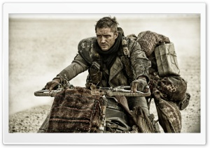Mad Max Fury Road Tom Hardy 2015
