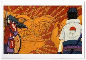 Naruto - Sasuke And Madara...