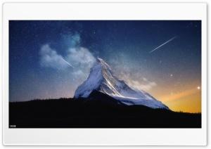 Milky Way Mountain by Yakub...