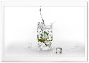 Refreshing Glass of Water...