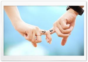 Anchor Couple Tattoos