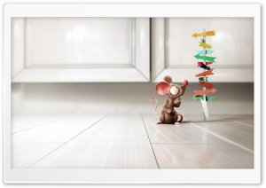 Irresolute Mouse 3D