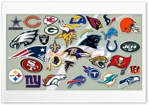 NFL Teams Logos