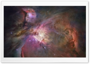 Orion Nebula - Hubble 2006...