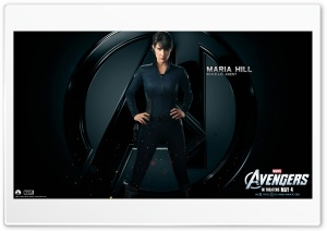 The Avengers Maria Hill