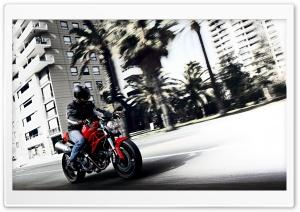 2008 Ducati Monster 696 1
