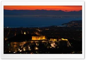 Acropolis of Athens...