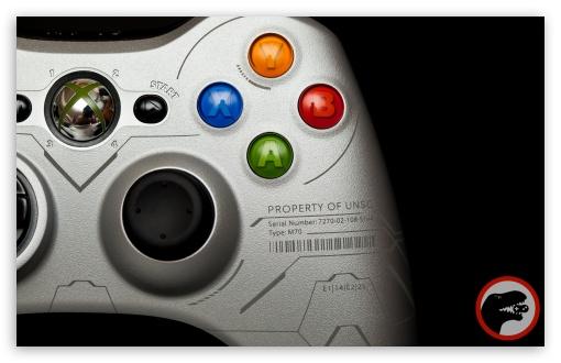 Download Xbox Joystick UltraHD Wallpaper