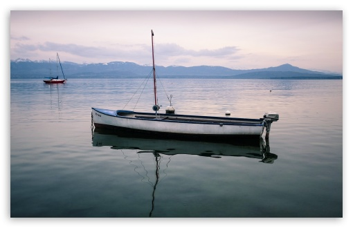 Download Sail Boats On The Water UltraHD Wallpaper