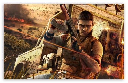 Download Far Cry 2 3 UltraHD Wallpaper