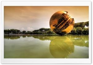 Sphere by Pomodoro