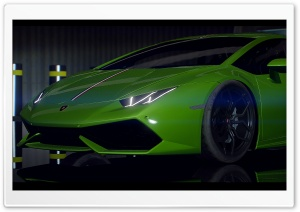 Huracan GTA 5 Mod