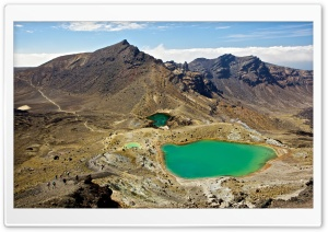 Tongariro Alpine Crossing...