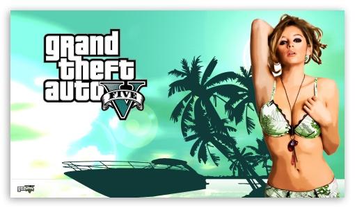Download Grand Theft Auto V UltraHD Wallpaper