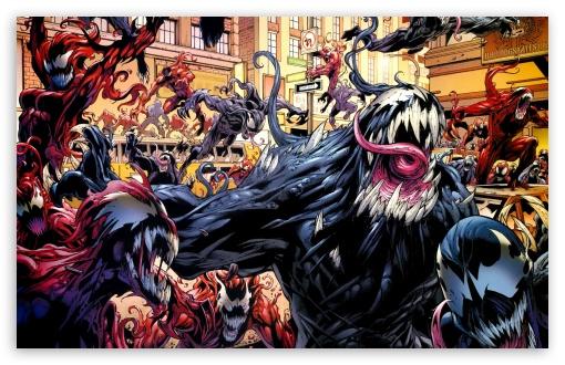 Download Comics Chaos UltraHD Wallpaper