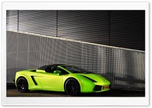Lamborghini Gallardo Spyder...